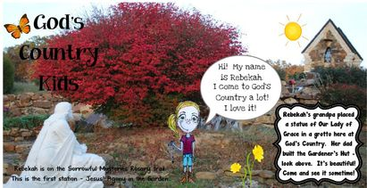 God's Country Kids - July 2013 Rebekah Haas 2